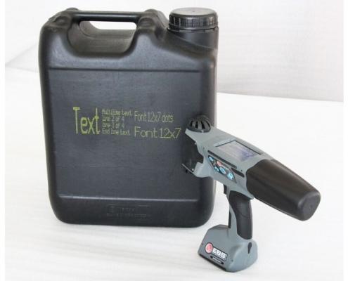 Portable label marker EBS 260