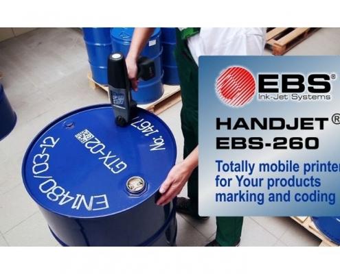 Printmate EBS Metal Drum